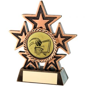 star basketball trophies
