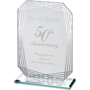 bespoke acrylic awards